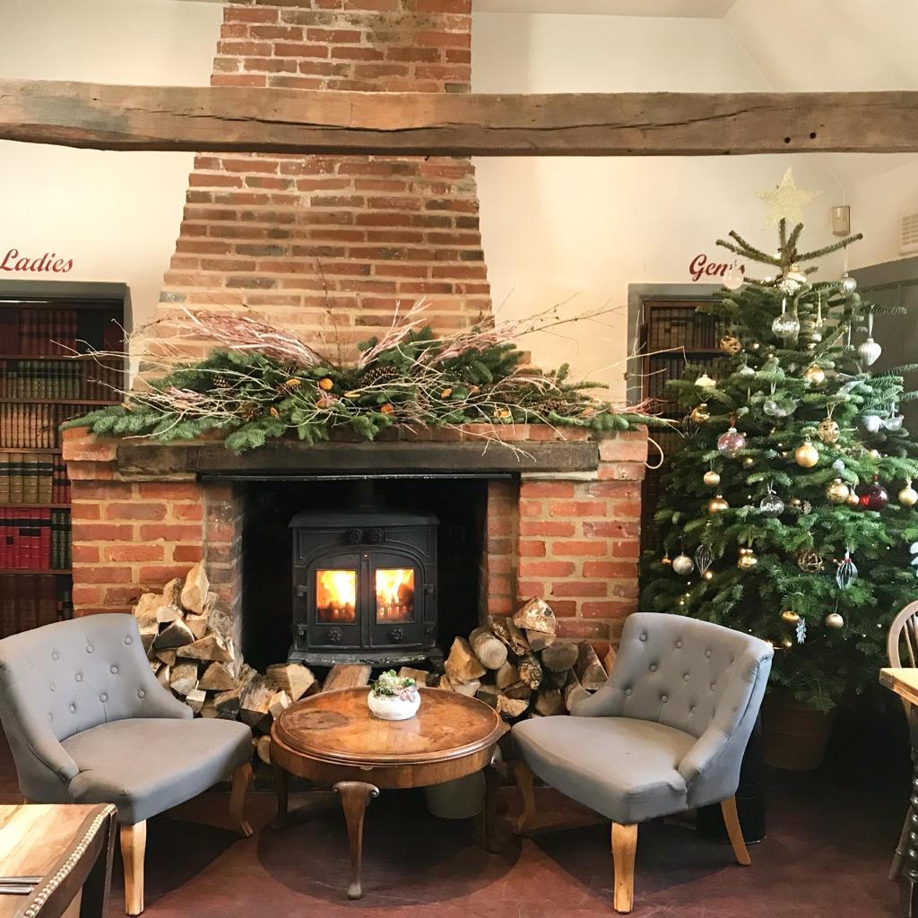 Christmas at the Fox & Hounds