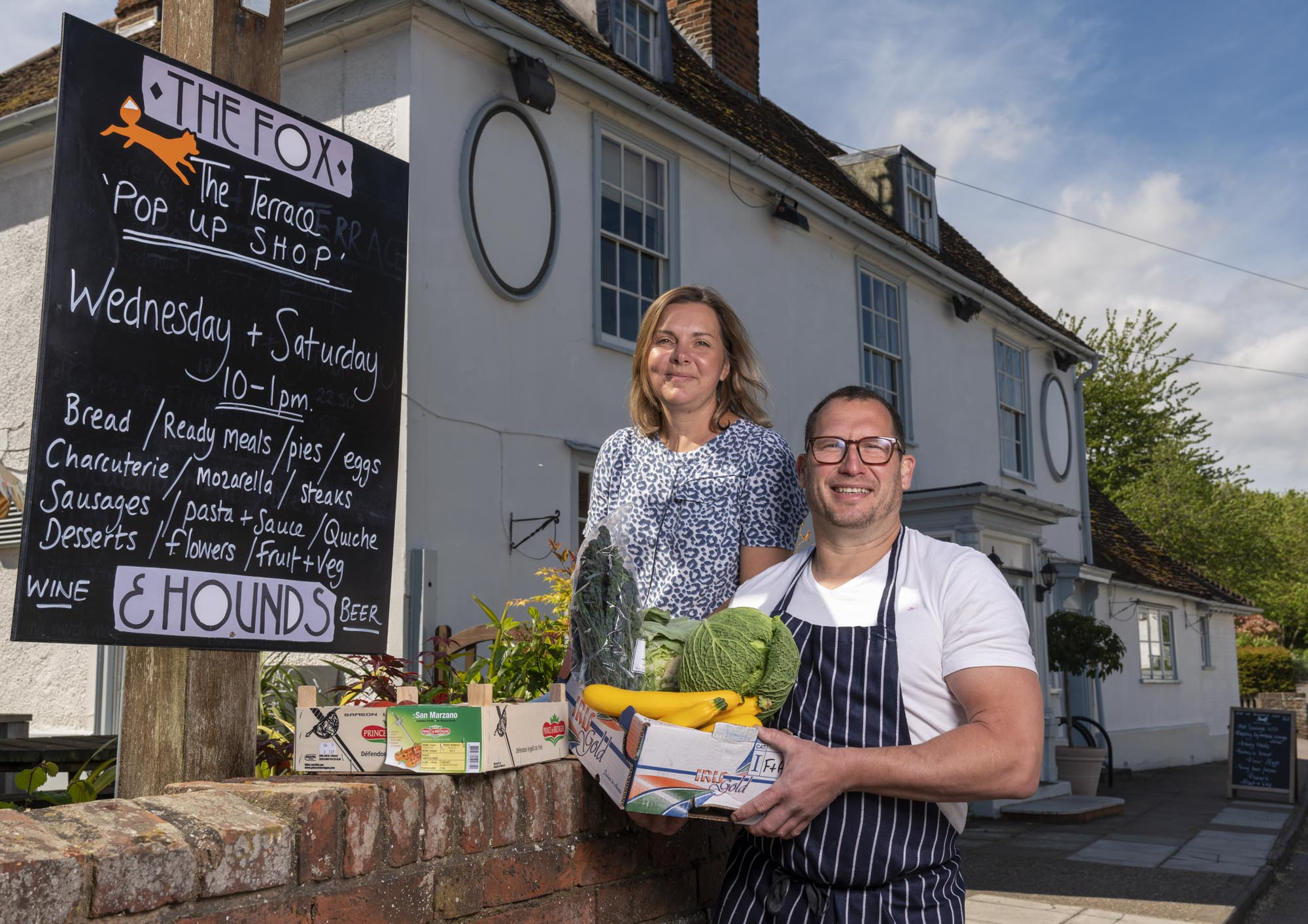 The Fox & Hounds – a family business and what does the future hold?